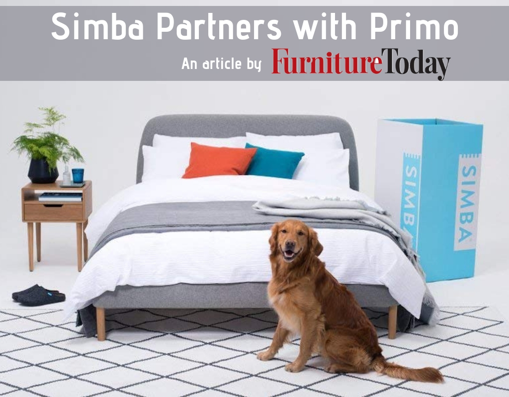 Simba Partners with Primo International